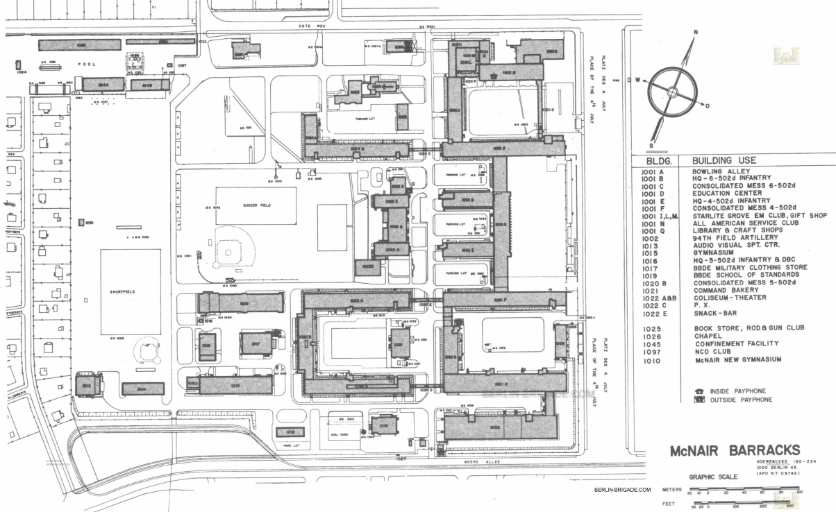 Military motor pool layout for Motor pool floor plan